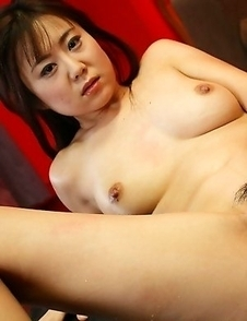 Maki Hoshino gives head so nicely
