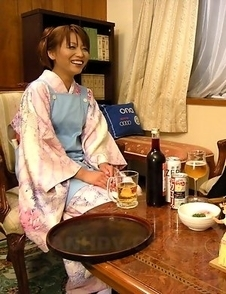 Kaede Moritaka gets in sex session