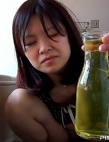 Japanese Piss Fetish Porn - A CARAFE-TY GAL